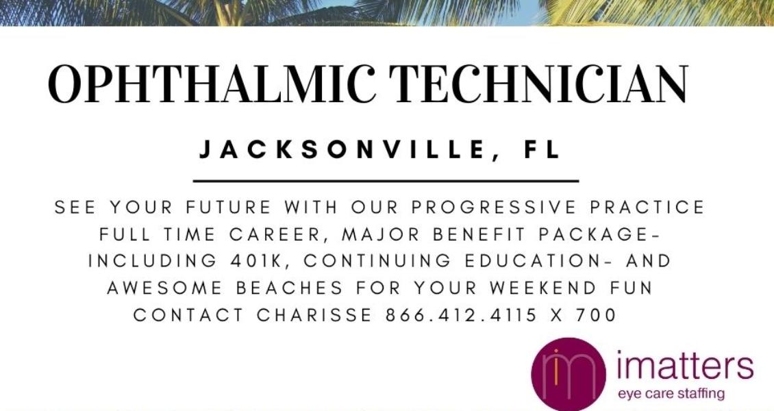 Ophthalmic-Technician-Jacksonville